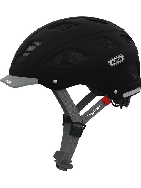 ABUS Hyban Bike Helmet black